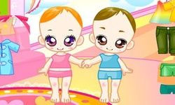 Dolly & Doll Dress Up 2