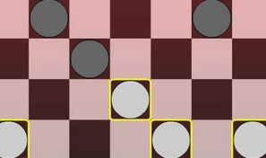 Original game title: Checkers Game