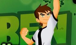 Ben 10 Dressup Game
