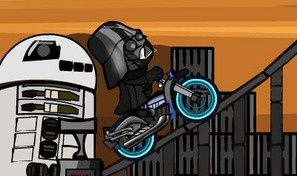 Original game title: Darth Vader Biker