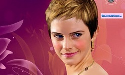 Emma Watson Makeover Game