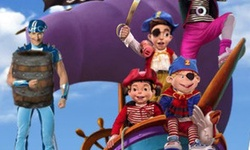 Lazy Town Pirate Adventure