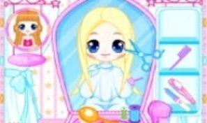Original game title: Sweet Hairdresser