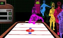 Adveractive Air Hockey