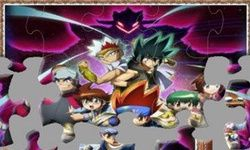 Beyblade Metal Fight