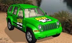 Ben 10 Urban Jeep