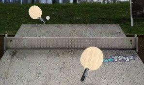 Table Tennis Challenger II