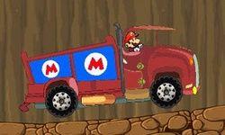 Mario Volcano Escape 2