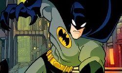 Batman's Krachtige Slag