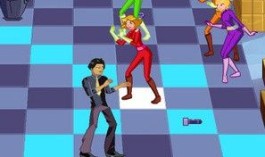 Original game title: Totally Spies: Spy Chess