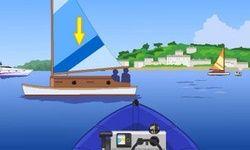 Соревнования на лодках