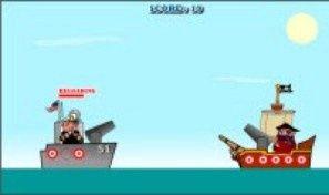Original game title: Black Beard Down