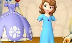 Sofia the First : Robe pour Journée  Royale