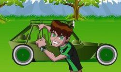 Ben 10 Buggy