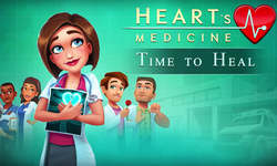 Heart's Medicine: Time to Heal