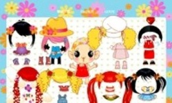Happy Doll Dress Up