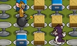 Tom y Jerry Planta Bombas