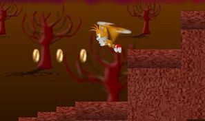 Original game title: Tails' Nightmare