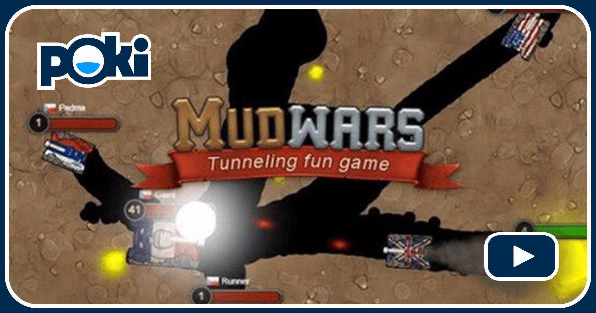 MUDWARS.IO Online