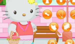 Hello Kitty DressUp