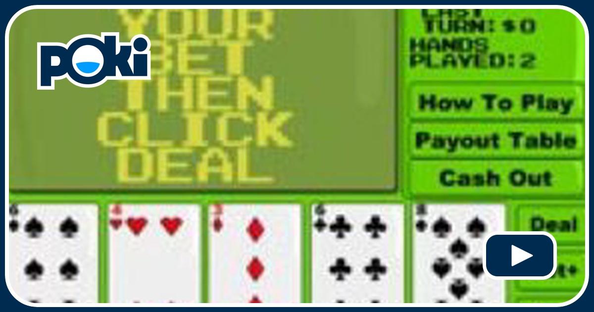 Juegos Yepi Poker 1 Slots Online