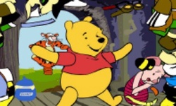 Pooh Bear Dress Up