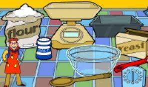 Original game title: Magic Baking
