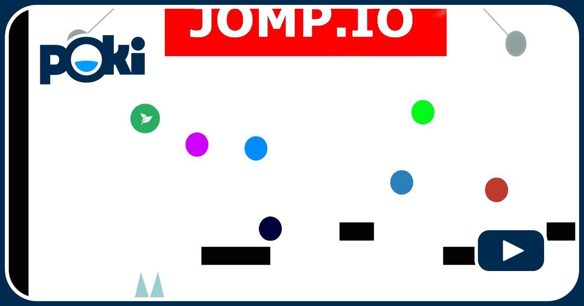 Jogue Jomp.io Grátis