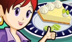 Sara's Cooking Class: Key Lime Pie