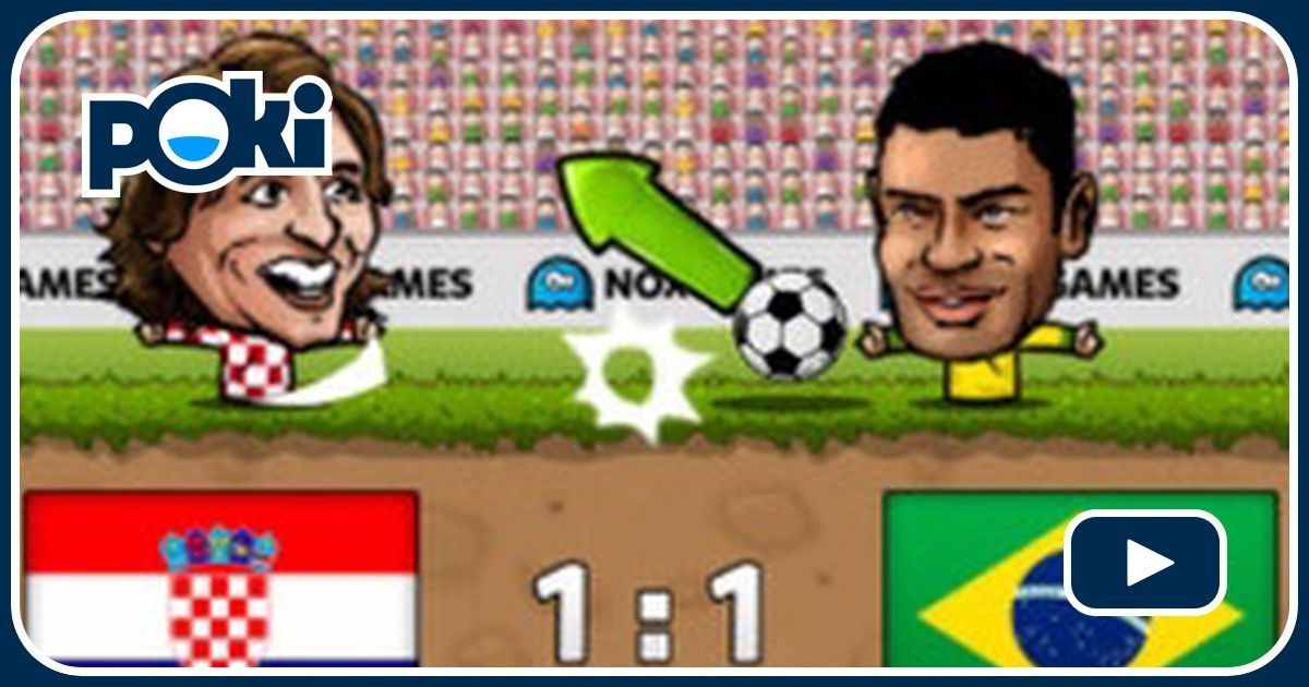Puppet Soccer 2014 Game - Sports Games - GamesFreak