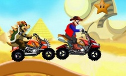 Mario Egypt Adventure