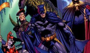 Batman - Fix my Tiles