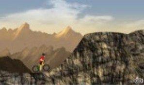Original game title: Mountain Bike Challenge