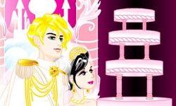 Dekorasi Kue Pernikahan Mewah