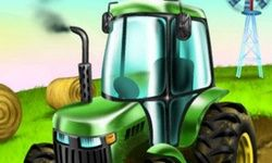 Parkovanie Traktora