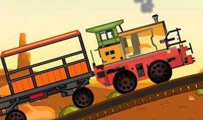 Original game title: Goods Train