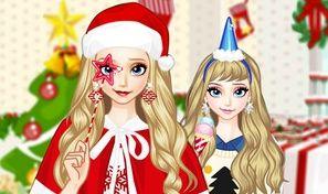 Elsa Christmas Costumes