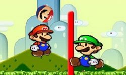 Mario Bros Volley