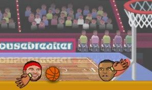 Sports Heads: Basketball Championship
