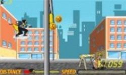 Static Shock Sky Surfing Game
