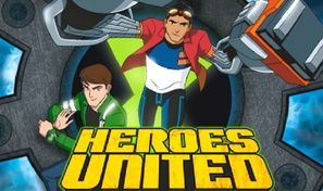 Original game title: Ben 10 Heroes United