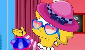 Lisa Simpson Dress Up