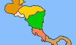 Géographie : Amérique Centrale