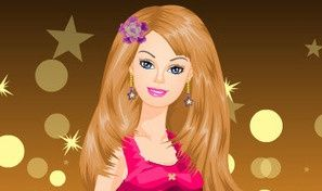 Barbie Dress For Party