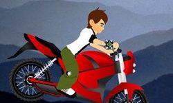 Ben 10 Motorcycle Rush