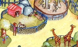 Zoo Hidden Numbers