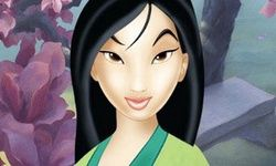 Princess Mulan Makeup