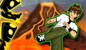 Original game title: Ben 10 Rampage