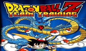 Original game title: Dragon Ball Z Team Training