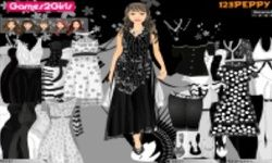Black & White Dress Up